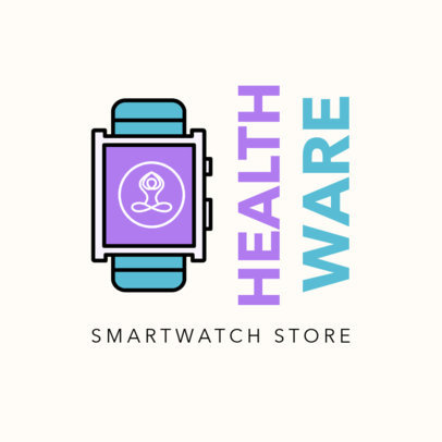 Cool Logo Maker for Health Technology Devices 3907e-el1