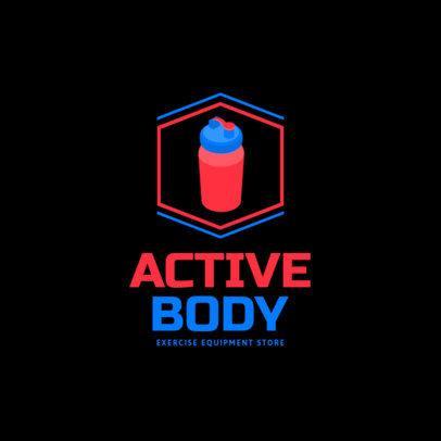 Online Logo Creator for a Training Equipment Brand 3903b-el1