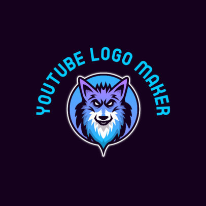 Insignia Logo Generator for a Gaming YouTuber 4328c
