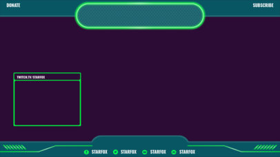 Cool Twitch Overlay Creator for a Sports Fanatic Gamer 3663b