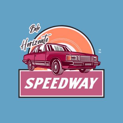 Logo Maker for a Brazilian Car Racing Club 4336k