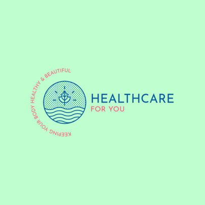 Logo Generator for a Healthcare Dropshipping Company 4355a