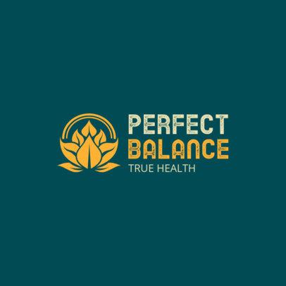 Logo Generator for Alternative Health and Wellness Brand 4354l