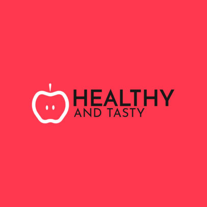 Logo Template for Healthy Food Products 4353a