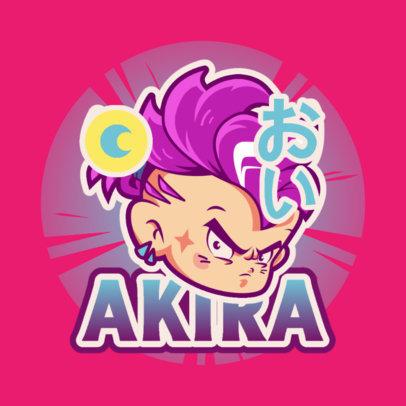 Logo Creator Inspired in Characters by Akira Toriyama 4376a