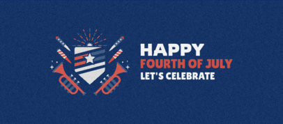 Facebook Cover Creator for a 4th of July Celebration 3755d