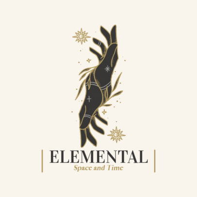 Online Logo Maker Featuring Metaphysical and Esoteric Graphics 4423