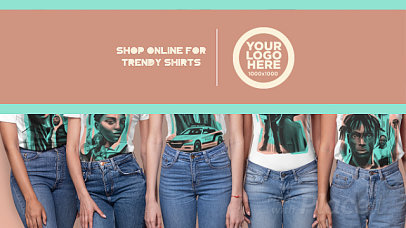Slideshow Video Maker for a Clothing Brand Sale 1268a-3635