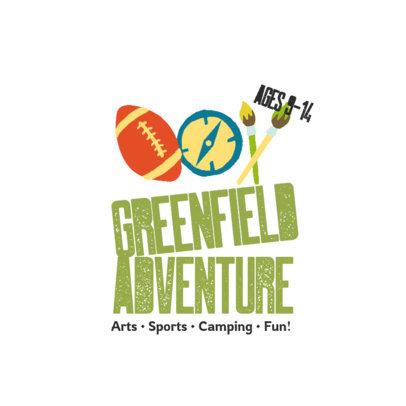 Logo Maker for Summer Camp for Kids 4486b