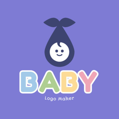 Dropshipping Logo Maker for Baby Products and Accessories 4496