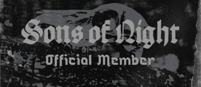 Patreon Tier Design Maker for Death Metal Musicians 3867e