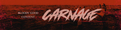 Cool Patreon Cover Design Maker With a Death Metal Aesthetic 3867d