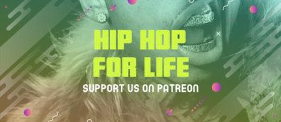 Patreon Tier Template for an Urban Hip Hop Artist 3872d