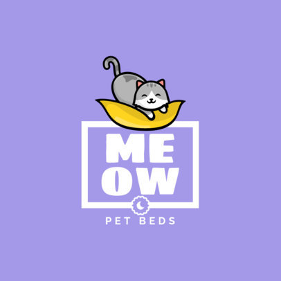 Logo Generator for a Brand of Beds for Pets 4243f-el1