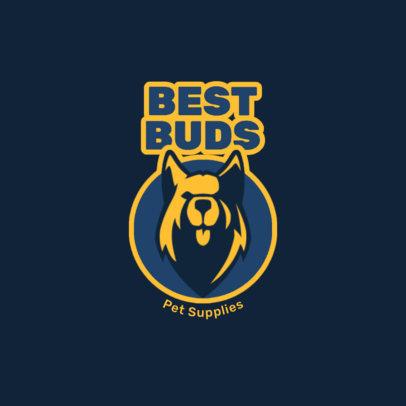 Online Logo Template for Pet Supplies Stores 4241-el1