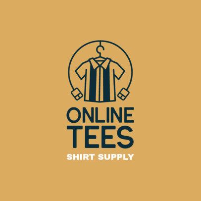 Clothing Brand Logo Maker for POD Businesses 4522k