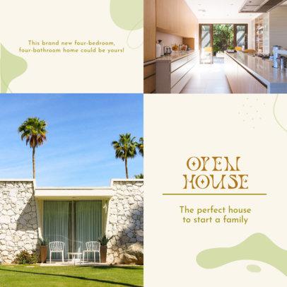 Real Estate-Themed Instagram Post Design Creator 3907b