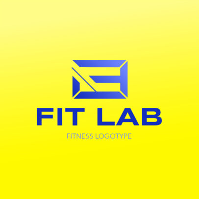 Logo Generator for an Athletic Products Brand 4528a