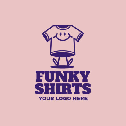 POD Store Logo Maker With a Friendly Style 4522w