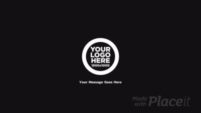 Intro Video Maker with a Dynamic Animation for a Logo Reveal 3219-el1