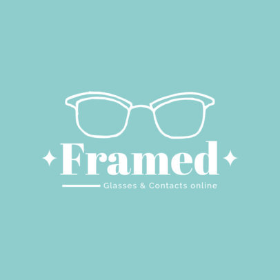 Logo Maker for a Dropshipping Glasses Brand 4263-el1