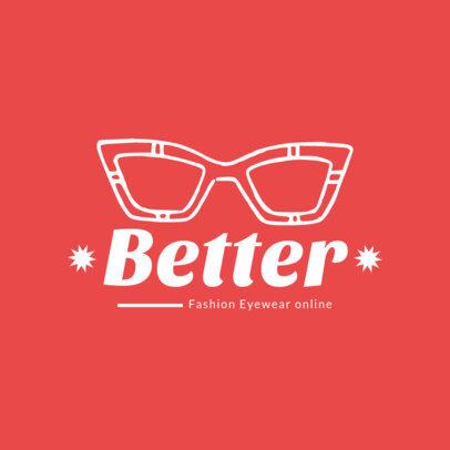 Logo Creator for a Fashion Eyewear Dropshipper 4263e-el1