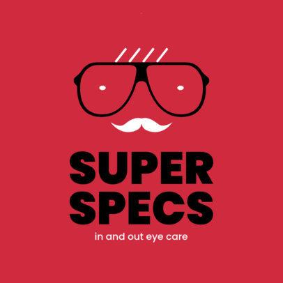 Cool Logo Template for Optometrists 4261f-el1