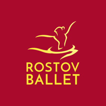 Logo Maker for a Professional Ballet Institute 4604a