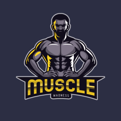Logo Generator for Personal Fitness Coaches 4629c