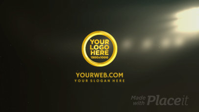 Intro Video Creator with a 3D Soccer Ball Animation 3237-el1