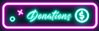 Twitch Panel Generator with Glowing Colors for Donations 4470c-el1