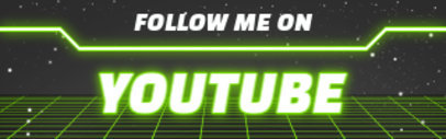 Just Chatting Twitch Panel Design Maker Featuring Neon Lights 4474c-el1