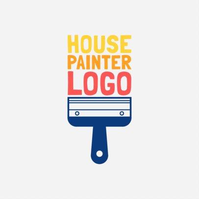 Painter Logo Maker a1164