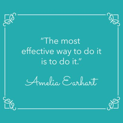 Inspirational Quote Banner Maker for Social Media Marketing 276e