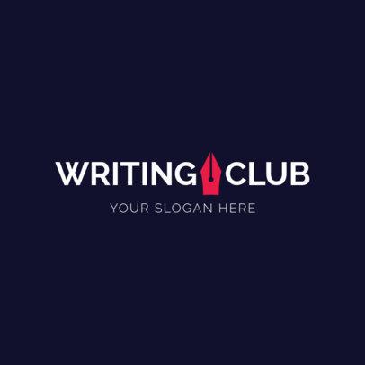 Logo Maker for Writers 1306
