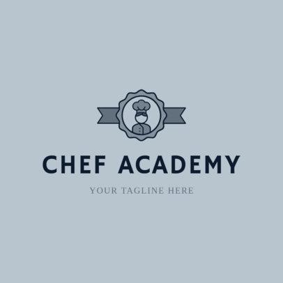 Logo Maker for Pastry Schools 1299d