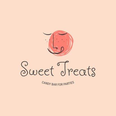Online Logo Maker for Dessert Bars 1259b
