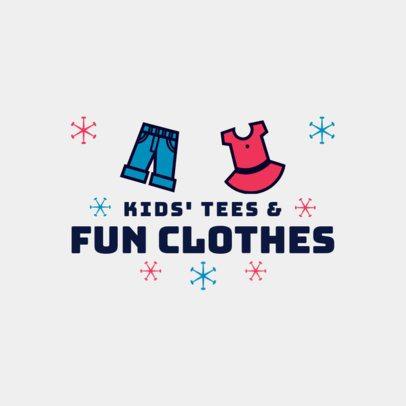 Kids' Apparel Logo Maker 1322