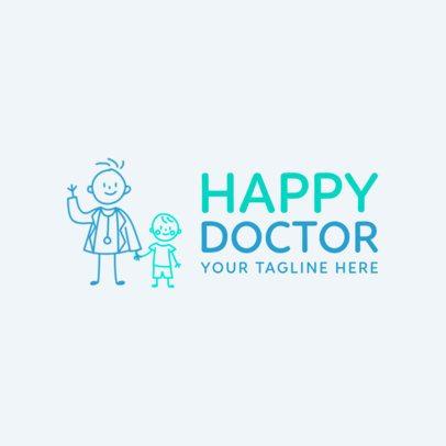 Online Logo Maker for Pediatricians 1366