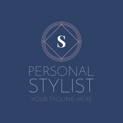 Logo Maker for Personal Stylists 1361
