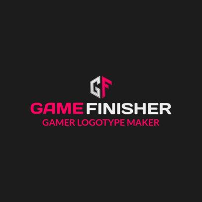 Twitch Logo Maker for Games 1324d