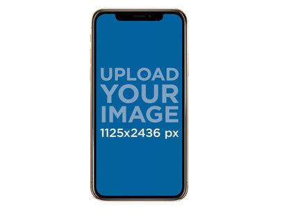iPhone XS Mockup 22485