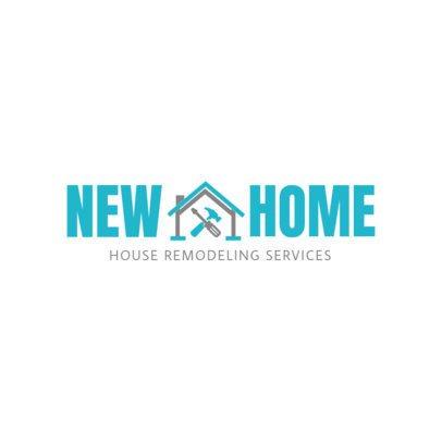 House Remodeling Services Logo Maker 1432