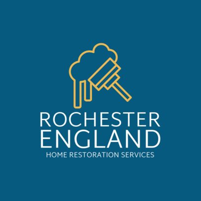 Home Renovators Logo Template 1431e