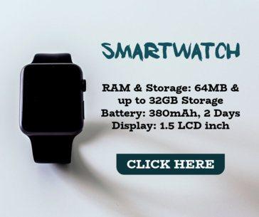 Smartwatch Giveaway Facebook Post Maker  635e