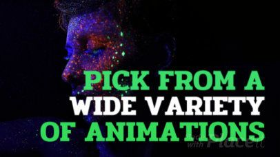 Text on Video Slideshow Maker 448