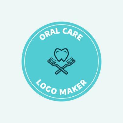 Oral Care Professional Logo Maker 1486a