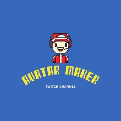 Twitch Channel Logo Design Maker 1463d