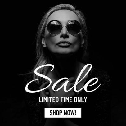 Online Banner Maker for Black Friday Sale 742