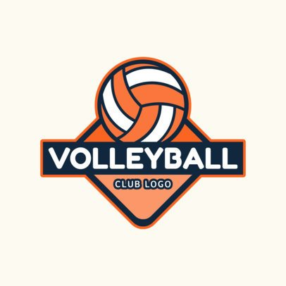 Logo Generator for Volleyball Clubs 1499